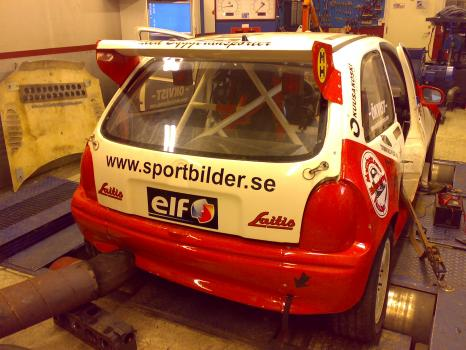 jonas ökvist highspeed kitcar opel